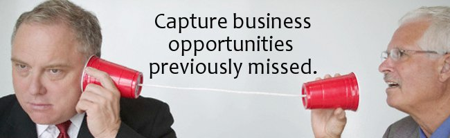 Capture Business Opportunities